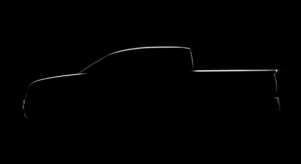 Next Generation Honda Ridgeline 600x327 at Next Generation Honda Ridgeline Teased