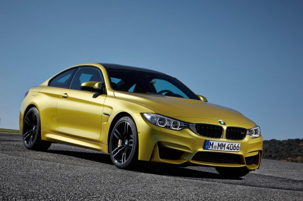 2014 BMW M3 and M4 Official Details