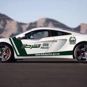 dubai police mclarn 175x175 at Dubai Police to Get a McLaren 12C