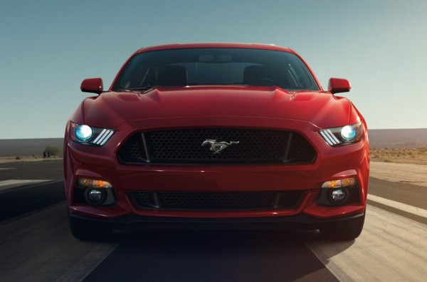 mustang 2015 0 600x396 at A Closer Look at the 2015 Ford Mustang