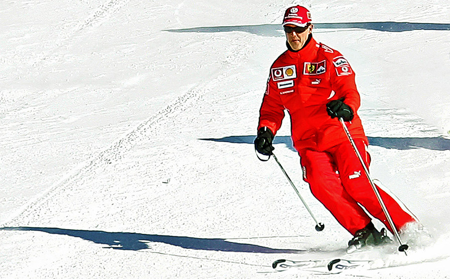 Michael Schumacher In Coma Following Skiing Accident