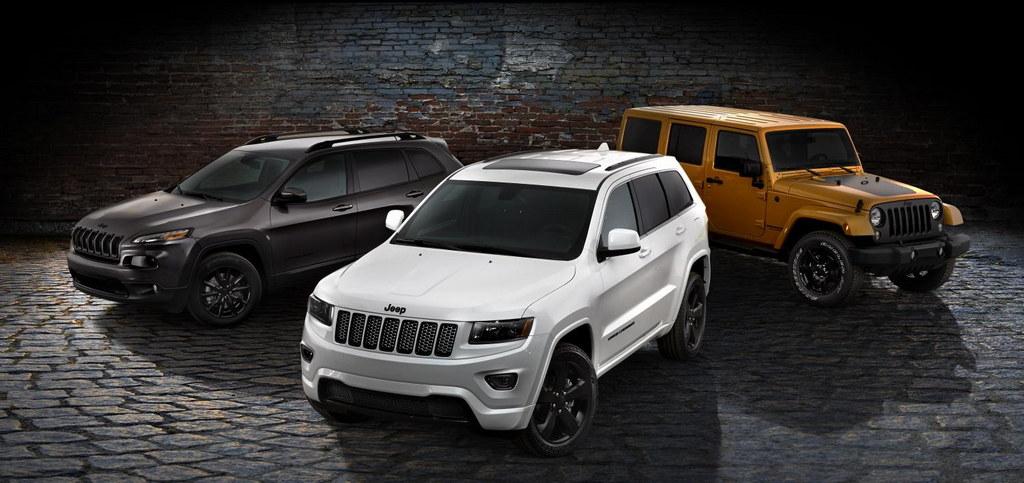Jeep Reveals 2014 Altitude Models