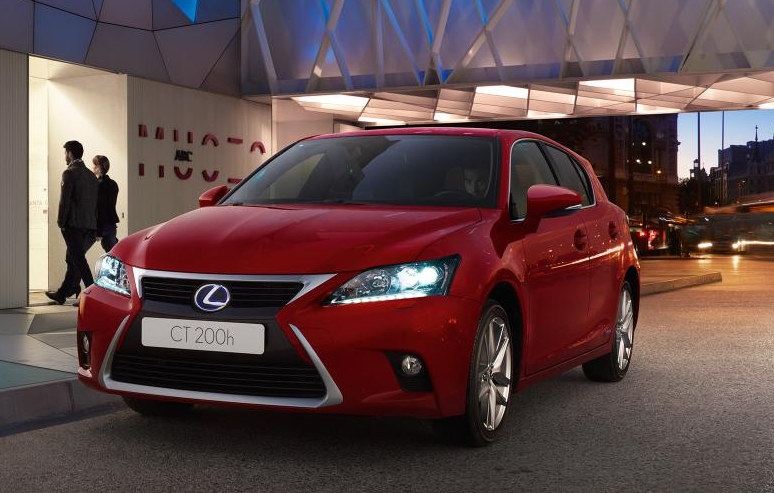 2014 lexus ct 200h uk pricing and specs announced. Black Bedroom Furniture Sets. Home Design Ideas
