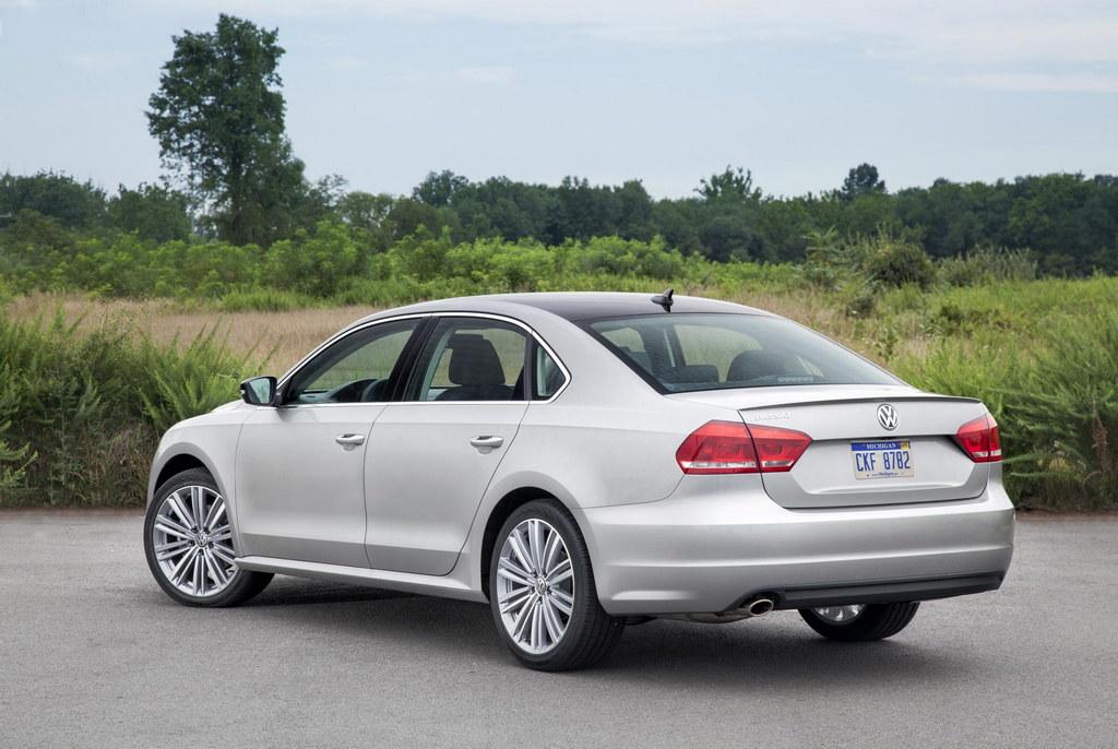 2014 Volkswagen Passat Sport Priced At 27 295
