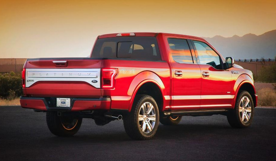 2015 ford f 150 officially unveiled. Black Bedroom Furniture Sets. Home Design Ideas