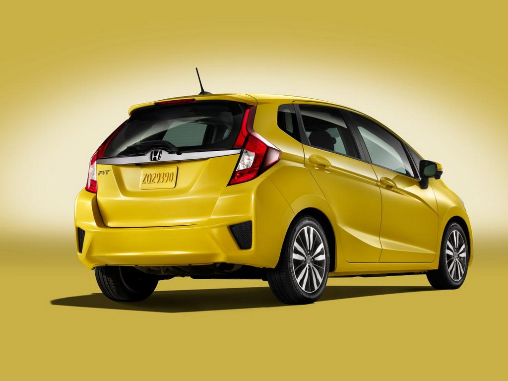 2015 honda fit unveiled naias 2014. Black Bedroom Furniture Sets. Home Design Ideas