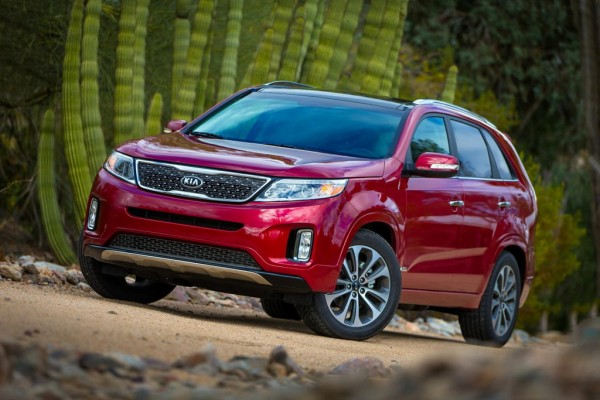 2015 Kia Sorento 600x400 at 2015 Kia Sorento: Specs and Details