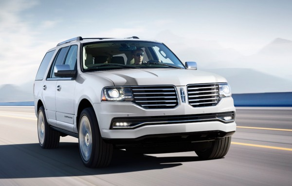 2015 Lincoln Navigator 600x382 at 2015 Lincoln Navigator Officially Unveiled