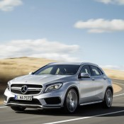 2015 Mercedes GLA45 AMG 1 175x175 at 2015 Mercedes GLA45 AMG Revealed Ahead of NAIAS