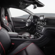2015 Mercedes GLA45 AMG 6 175x175 at 2015 Mercedes GLA45 AMG Revealed Ahead of NAIAS