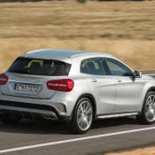 2015 Mercedes GLA45 AMG 7 175x175 at 2015 Mercedes GLA45 AMG Revealed Ahead of NAIAS