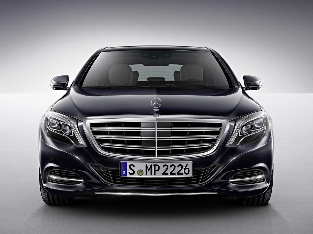 2015 mercedes s600 revealed naias 2014 for Mercedes benz 2014 s600
