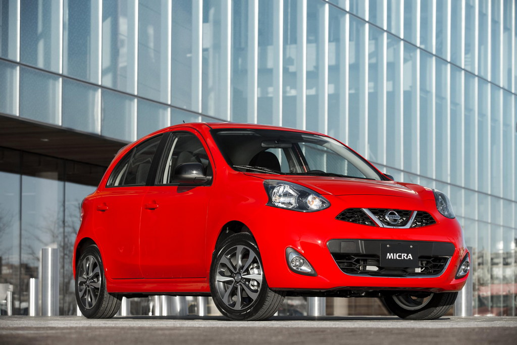 2015 nissan micra launches in canada. Black Bedroom Furniture Sets. Home Design Ideas