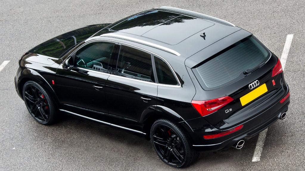 Audi Q5 Wide Track by Kahn Design