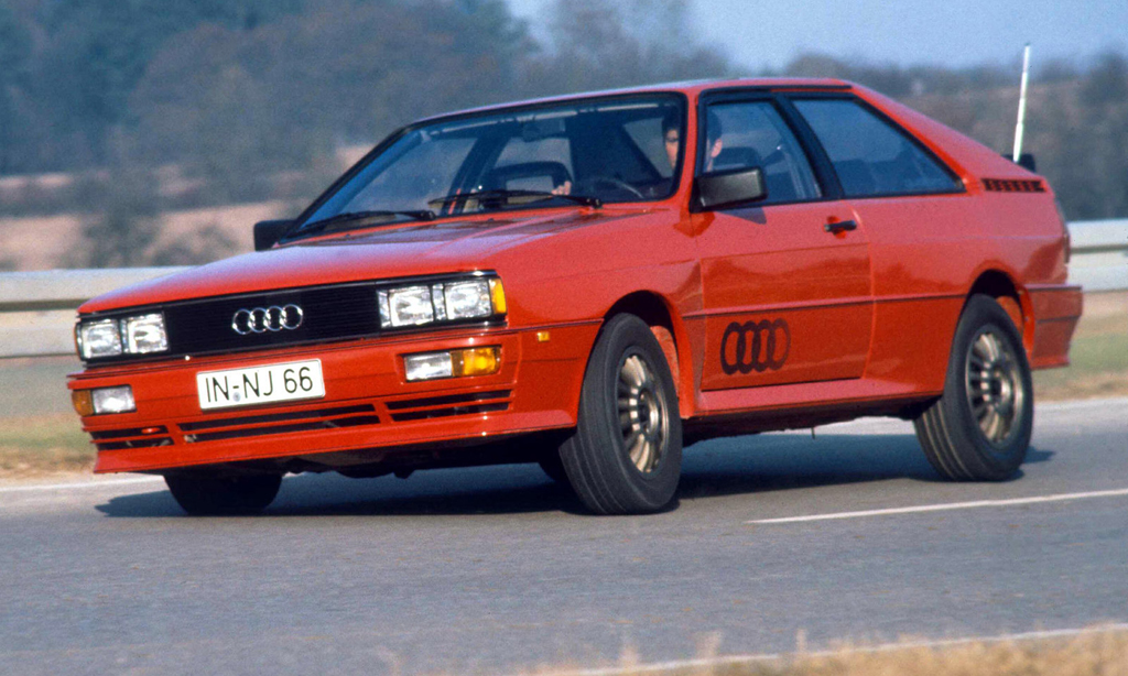 Audi Quattro A Legendary Name In The Car Industry