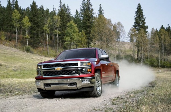 Chevrolet Silverado 2014 600x392 at Chevrolet Silverado & GMC Sierra Recalled for Fire Risk