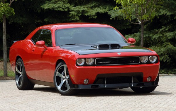 Dodge Challenger Hellcat Rumor 600x381 at Dodge Challenger Hellcat Rumored for NAIAS Debut