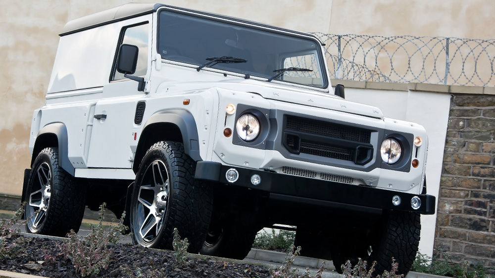 Kahn Design Land Rover Defender Sw 90 Wide Track