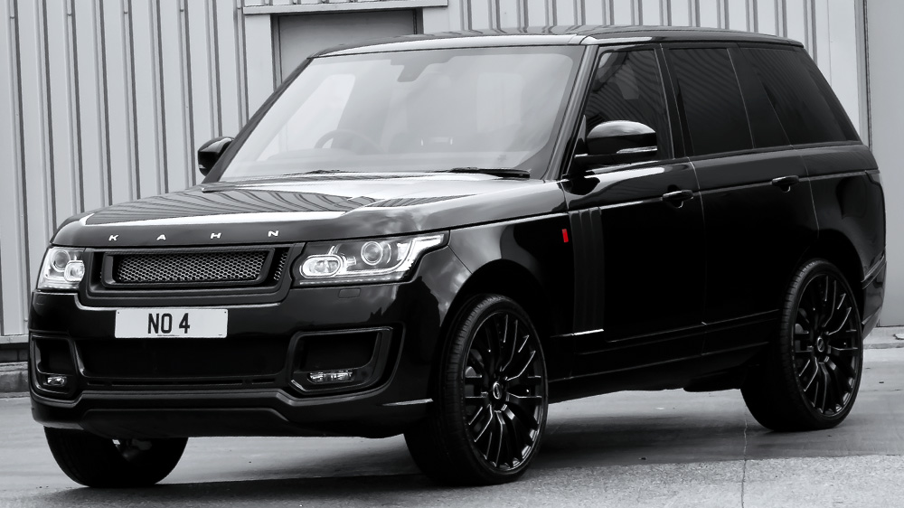 Kahn Design Range Rover 600 Luxury Edition