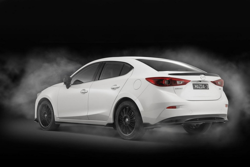 aussie spec 2014 mazda3 kuroi unveiled. Black Bedroom Furniture Sets. Home Design Ideas