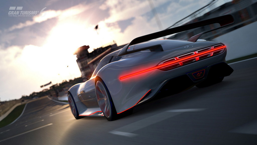 Mercedes Vision Gran Turismo Racing Series Released For Gt6