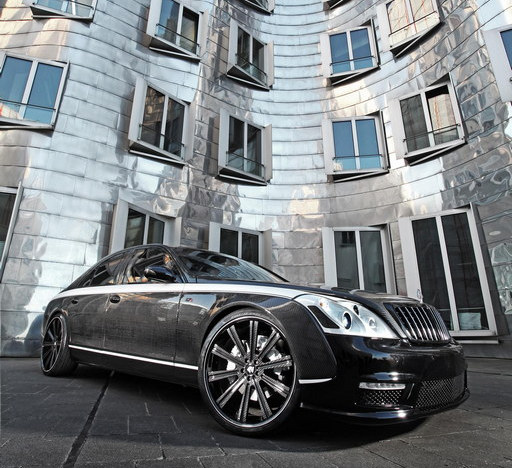 Million-Dollar Maybach 57S By Knight Luxury