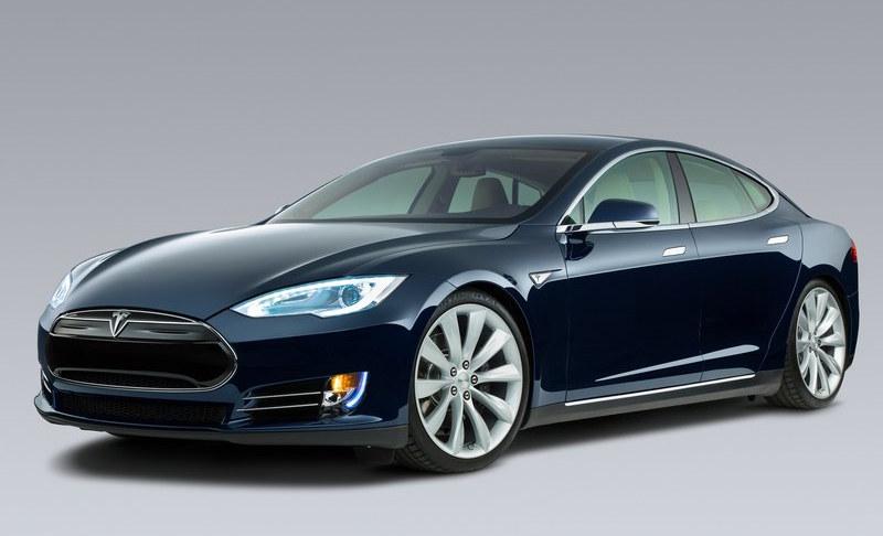 Saleen Tesla Model S In The Works