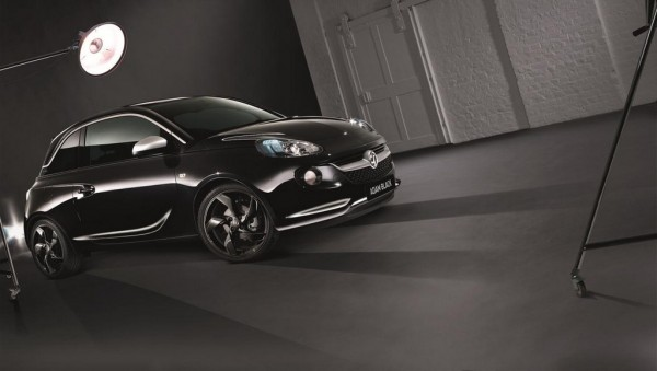 Vauxhall Adam Black and White-0