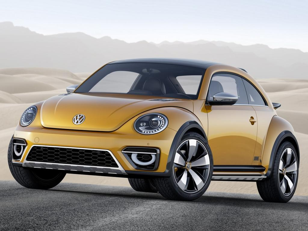 volkswagen beetle dune concept official pictures. Black Bedroom Furniture Sets. Home Design Ideas