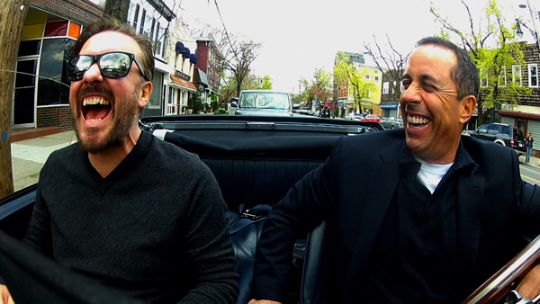 Comedians In Cars Getting Coffee Albuquerque
