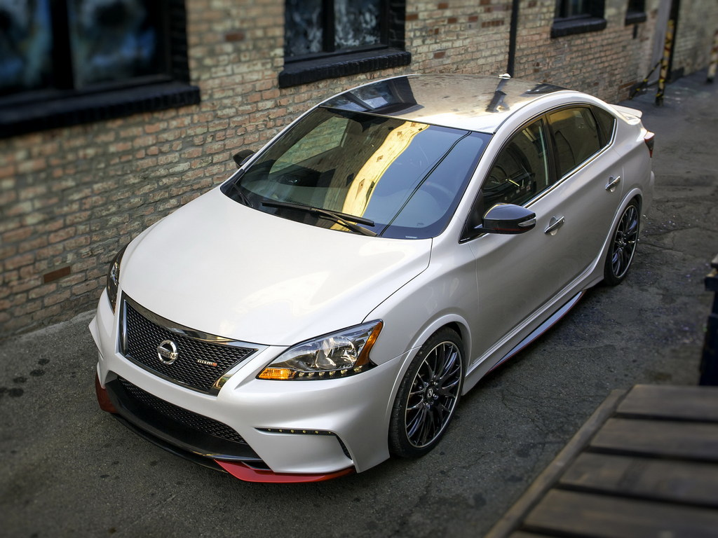 Nissan Sentra Nismo Officially Unveiled Naias 2014