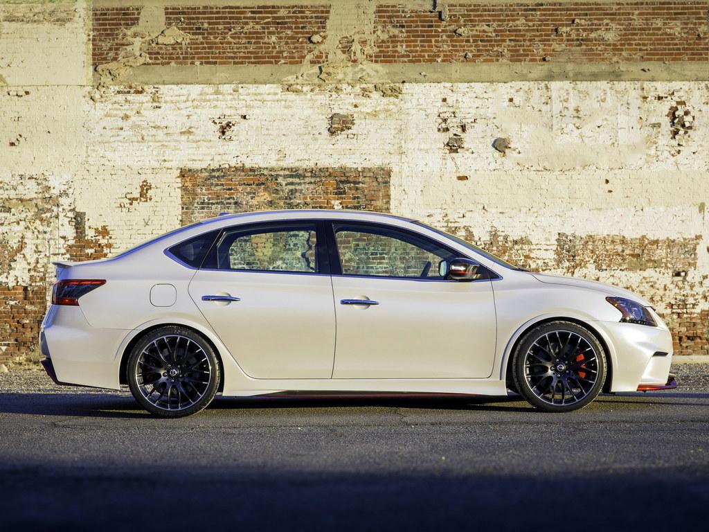 Nissan Sentra Nismo Officially Unveiled Naias 2014