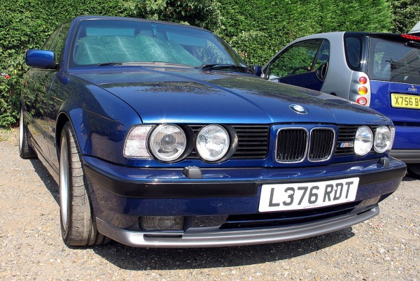 """1988 BMW E34 M5 600x402 at 40 Years of BMW """"M"""" History"""