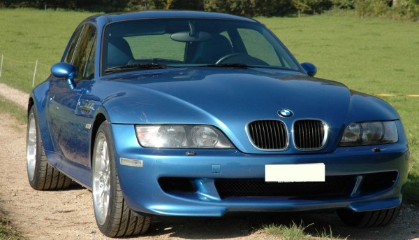 """2000 M Coupe 600x343 at 40 Years of BMW """"M"""" History"""