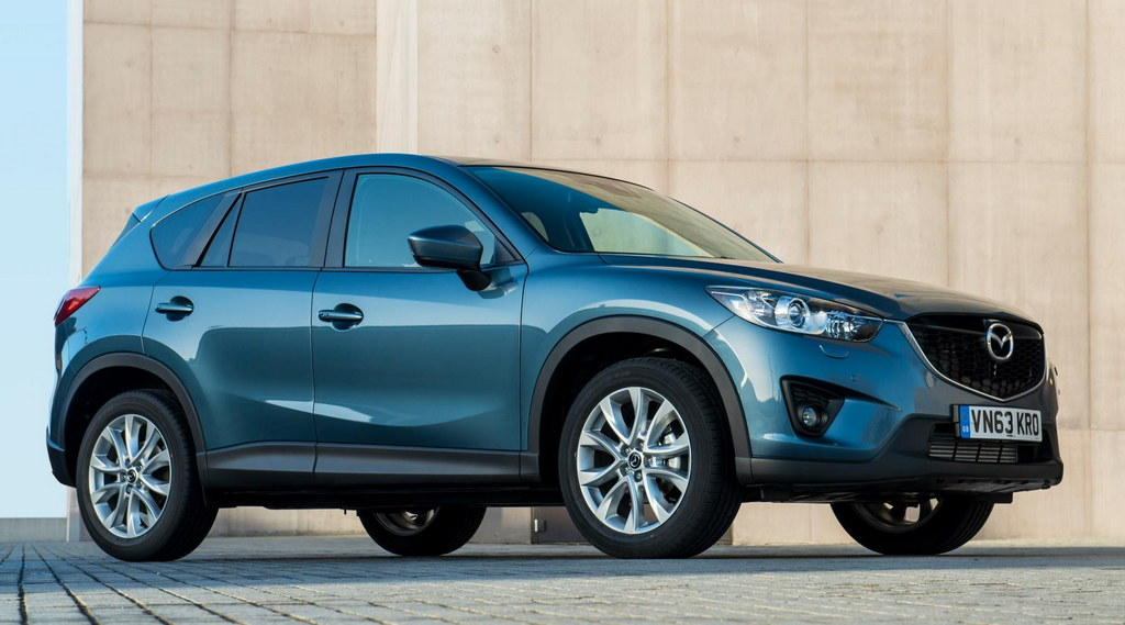 2014 Mazda CX-5: UK Specs and Pricing » Motorward
