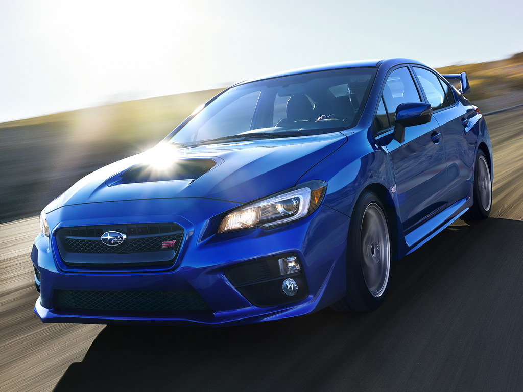 2015 subaru wrx sti priced from 34 495. Black Bedroom Furniture Sets. Home Design Ideas