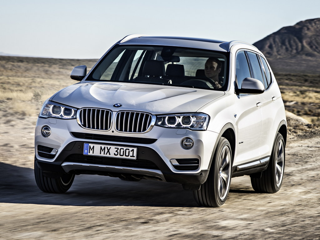 2015 bmw x3 facelift unveiled. Black Bedroom Furniture Sets. Home Design Ideas