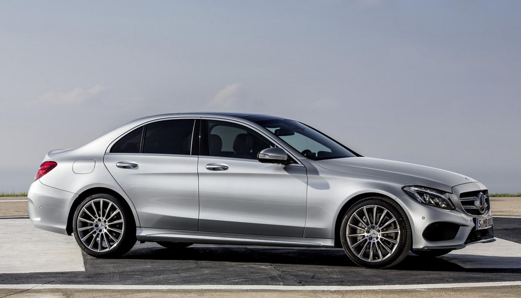 2015 mercedes c class uk pricing and specs. Black Bedroom Furniture Sets. Home Design Ideas