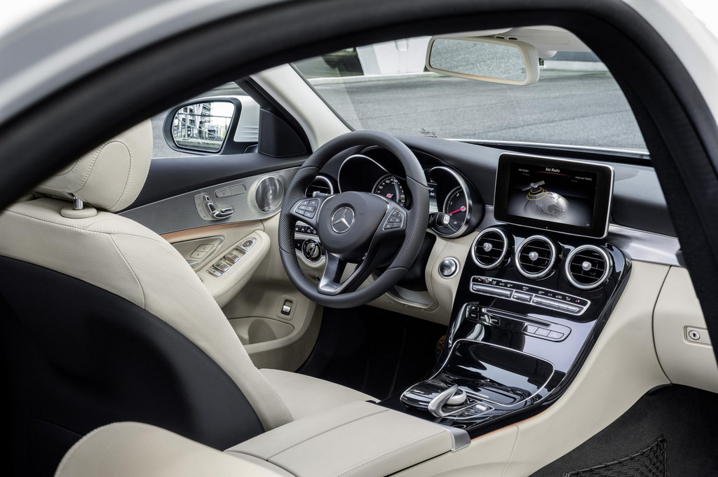 2015 mercedes c-class: uk pricing and specs