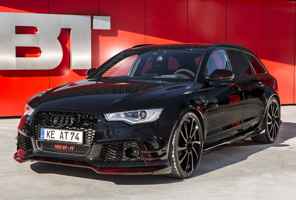 730 Hp Audi Rs6 By Abt Headed For Geneva