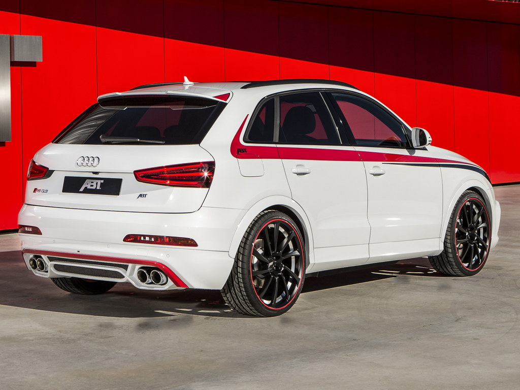 abt audi rs q3 announced for geneva motor show. Black Bedroom Furniture Sets. Home Design Ideas