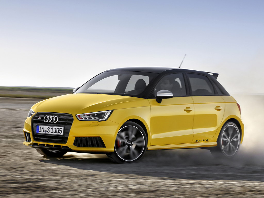 audi s1 and s1 sportback details specs and pricing. Black Bedroom Furniture Sets. Home Design Ideas