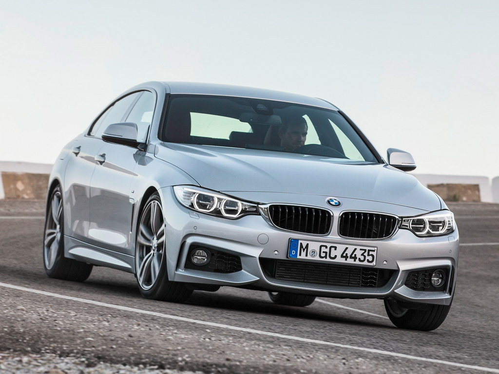 bmw 4 series gran coupe officially unveiled. Black Bedroom Furniture Sets. Home Design Ideas