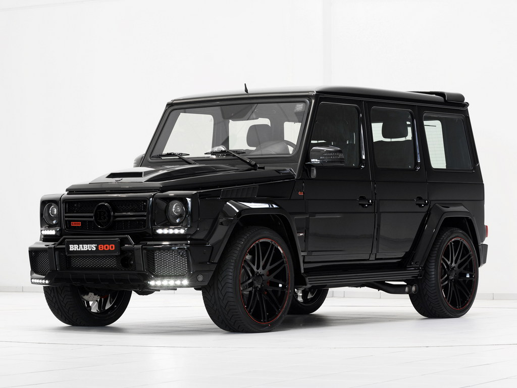 Mercedes benz g65 brabus for Mercedes benz g65