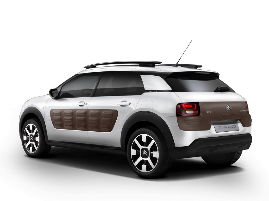2014 citroen c4 cactus official pictures leaked. Black Bedroom Furniture Sets. Home Design Ideas