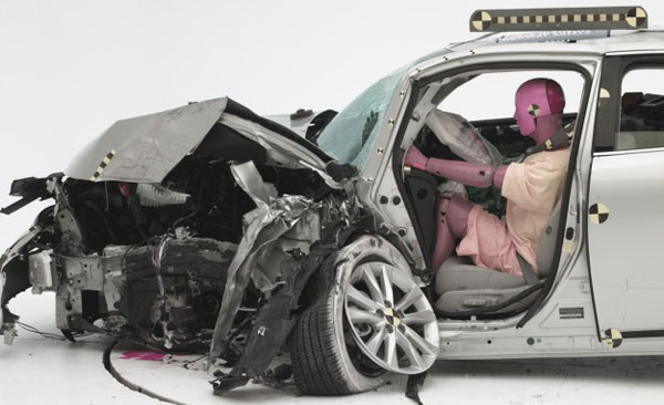 Frontal crash tests at All You Need to Know About Crash Tests