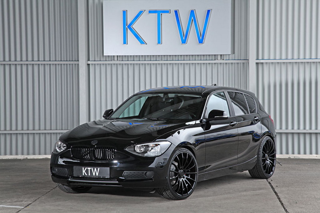 ktw bmw 1 series black and white. Black Bedroom Furniture Sets. Home Design Ideas