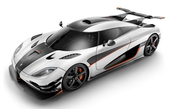 Koenigsegg Agera One:1 Officially Unveiled