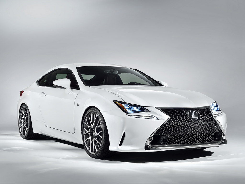 geneva preview lexus rc 350 f sport. Black Bedroom Furniture Sets. Home Design Ideas