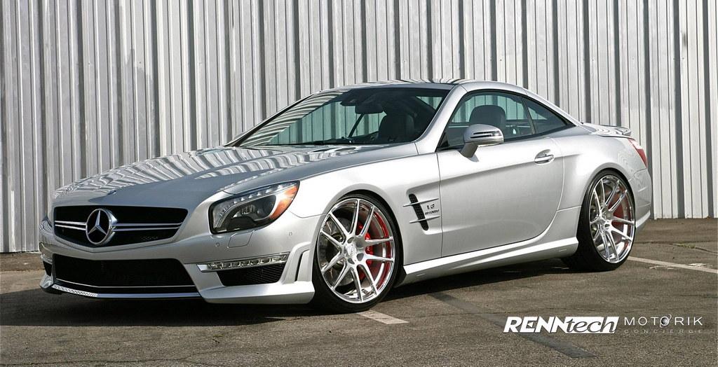 Mercedes Sl63 Amg By Renntech
